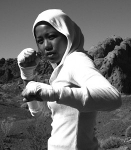 Christine Toledo, #1 Fighter in the World in her weight class - WIKBA.