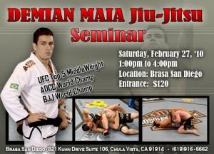 Damian Maia Jiu-Jitsu