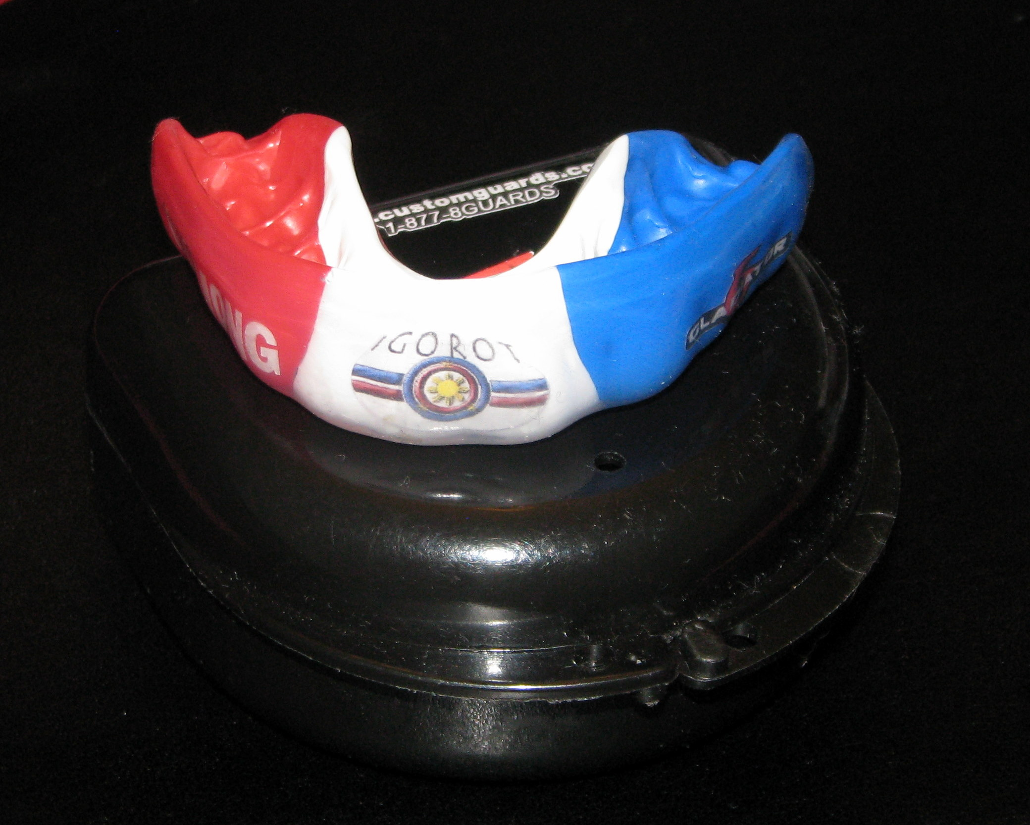 Gladiator Mouth Guards 108