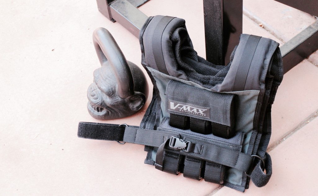 V-Max Short Weight Vest 30lb.