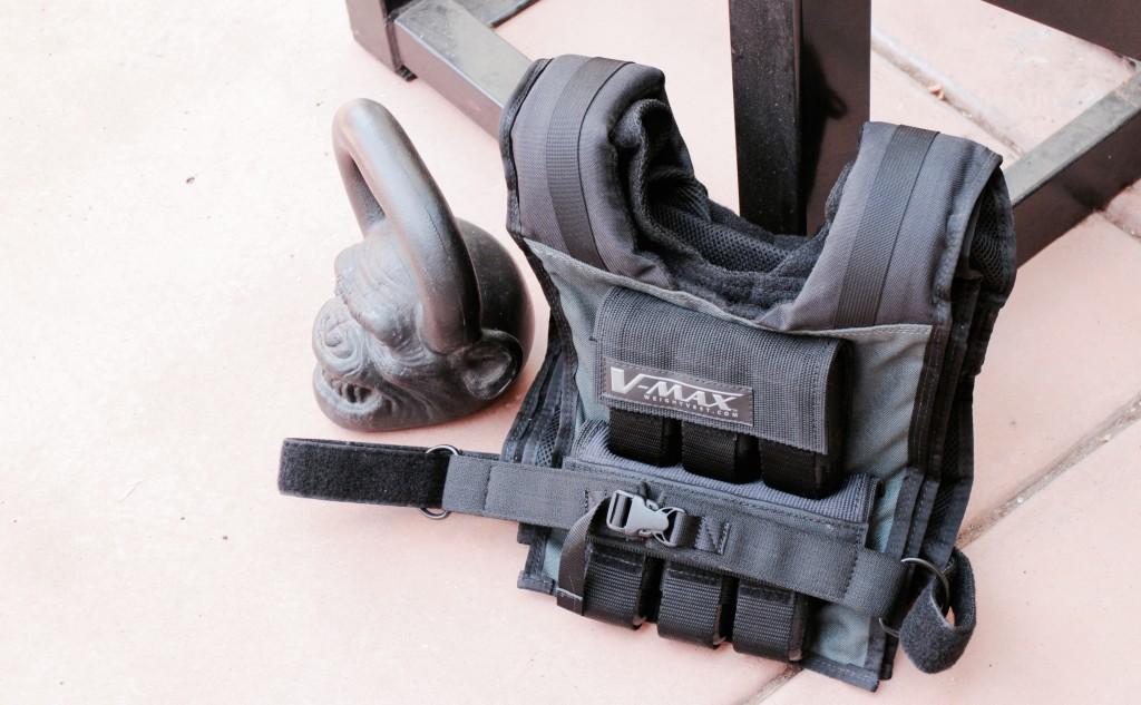 V-Max Short Weight Vest 30lb.